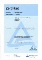ISO 9001-2008 Deutsch