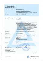 Zertifikat AD2000 HP0 DE 23.03.2017