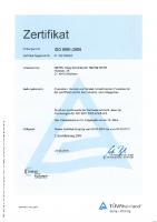 ISO 9001-2008 German