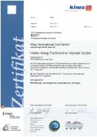 SSC** Certificate