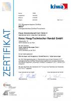 SCCP Zertifikat 2020