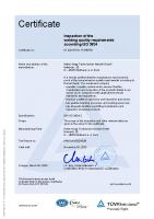 Zert E – 3834 – 01 202 617-A-17 0467 – Hatec Haag Technischer Handel GmbH